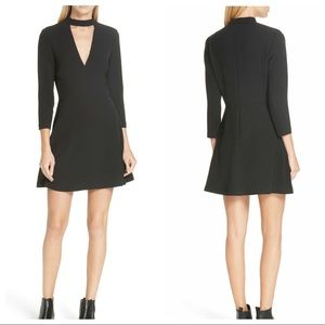 A.L.C. Lee Cutout Mini Dress